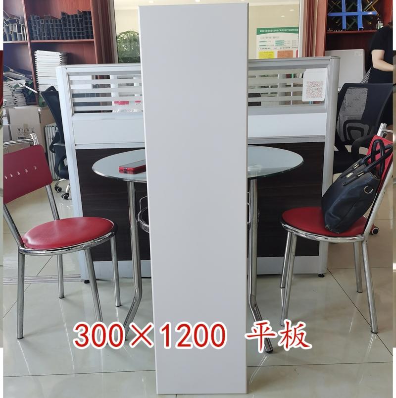 300×1200 平板工程铝天花板